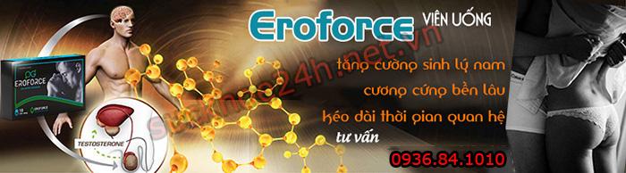 Lợi ích của Eroforce là gì