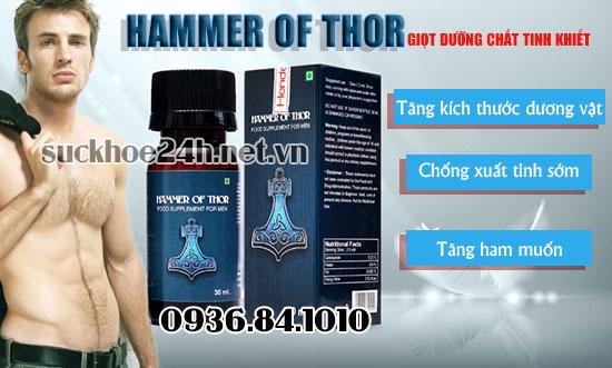 Hammer of thor mua ở đâu | Bán giá bao nhiêu
