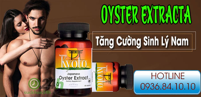 Giới thiệu Oyster Extract